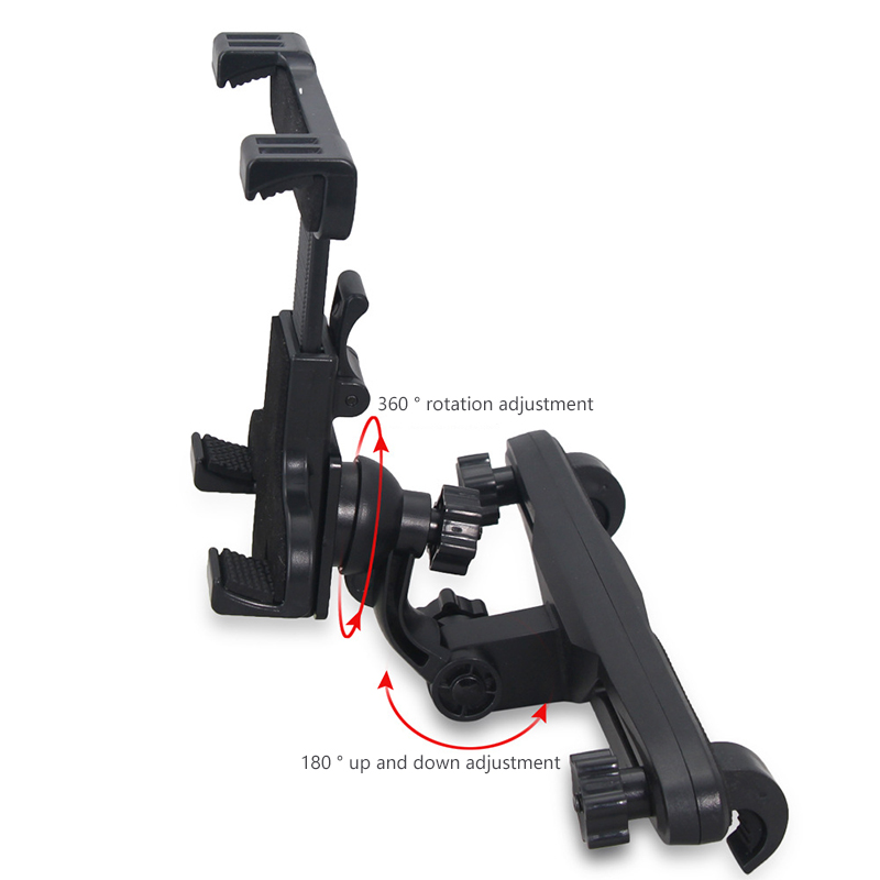 Car Headrest Mount Holder for Nintend Switch Console Adjustable Car Holder Stand for Nintend Switch NS Console Bracket Holder