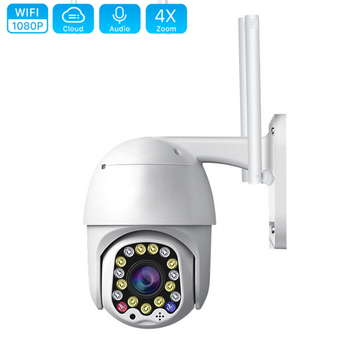 SeenDa Wifi IP Camera HD 1080P Wireless Camera Home Security IP Camera Night Vision Waterproof 320 Rotation WiFi CCTV