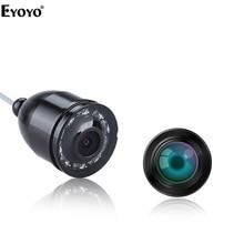 """Eyoyo головная камера для подледной рыбалки HD 1000TVL IP68 Водонепроницаемая подводная камера для подледной рыбалки для 4,"""" 7HBS рыболокатор"""
