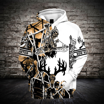Bow Hunter Camo Full 3D Print - Sweatshirt, Hoodie, Pullover 1