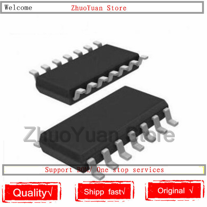 1PCS/lot New Original MCP3424 MCP3424-E/SL IC Chip