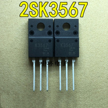 Free shipping 10PCS 2SK3567 TO-220F K3567 TO-220 TO220F 3.5A 600V Brand new original k08f655 to 220f