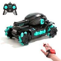 2,4g Fernbedienung Auto Wasser Bombe Tank Gesture Sensing Kann Starten Drift Universal Rad Set Und Kinder Interaktion Spielzeug
