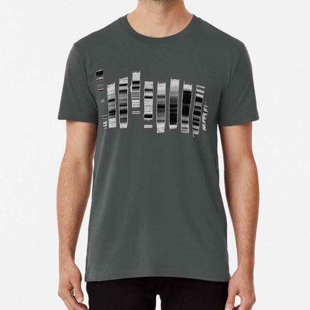DNA femme t shirt biologie geek amusant big gamer casual bang nerd THEORY top