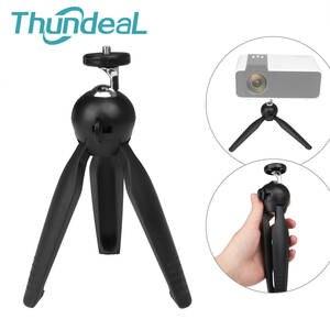 Tripod Stand Projector-Bracket T5 TD90 Mini Mount-Screw Portable C80 YG400 Desk T18 1/4-