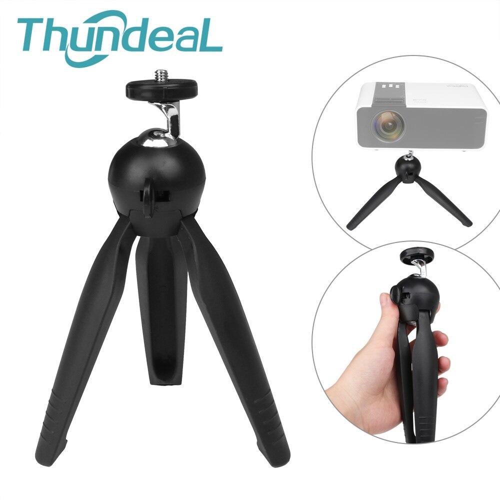 TD90 YG400 Projector Bracket Mini Tabletop Tripod 1/4