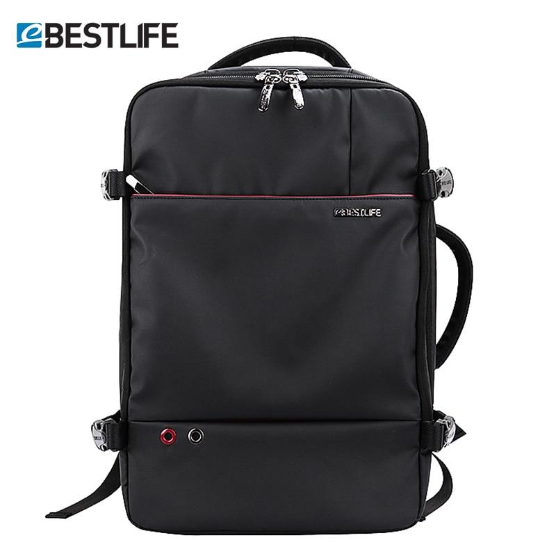 BESTLIFE Luxury Travel Backpack Knapsack Large Capacity Designer Bags For Men Women Anti-theft Waterproof High Quality Mochila