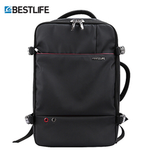 BESTLIFE Luxury Travel Backpack Knapsack Large Capacity Designer Bags for Men Women Anti theft Waterproof High Quality Mochila