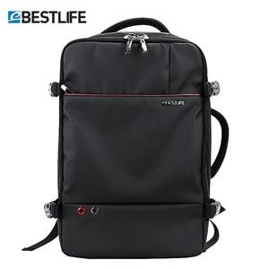 Image 1 - BESTLIFE Luxury Travel Backpack Knapsack Large Capacity Designer Bags for Men Women Anti theft Waterproof High Quality Mochila