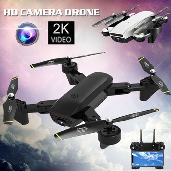 professional 4K /1080P RC Drone helicopter Remote Control WiFi Optical Flow Dual HD Camera Quadcopter Drons selfie follow me t