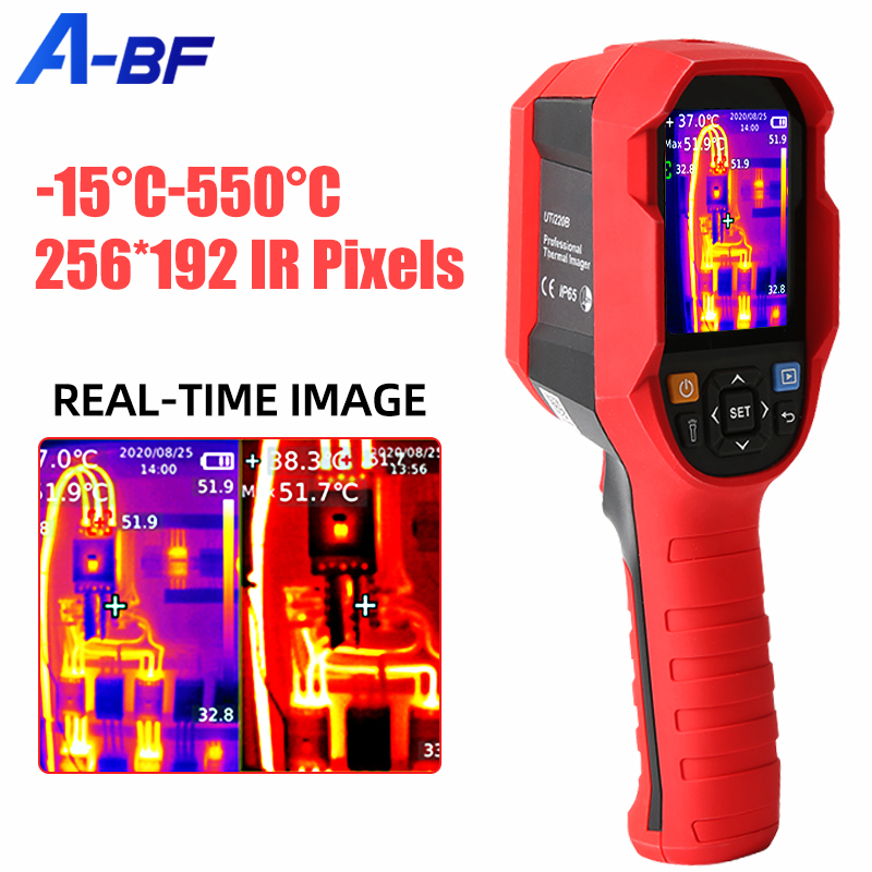 A-BF UTi260B Infrared Thermal ...