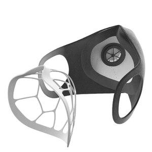 Image 2 - В наличии Быстрая доставка Youpin Smartmi фильтр Маска блок 96% PM 2,5 вентиляционный клапан долговечный ТПУ материал маска против смога