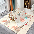 Портативный складной детский игровой коврик XPE коврик для лазания пенопластовое одеяло для пикника домашнее уличное игровое одеяло для спо...