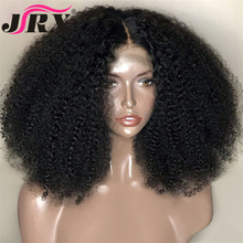Afro Kinky Curly Wig 13x4 Lace Front Human Hair Wig High Ratio For Women Remy Hair Wig Human Hair Lace Front Wigs