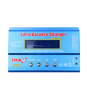 Image 5 - Latest IMAX B6AC RC B6 AC Nimh Nicd Lithium Battery Balance Lipo Battery Charger Balance Discharger With Digital LCD Screen