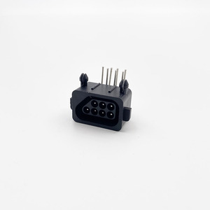 Image 4 - 30PCS Replacement 90 Degree Connector Female for NES  Console 7Pin Socket