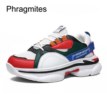 Phragmites Summer Breathable Air Mesh Sneakers Platform Wedges Men Shoes Fashion Trainers Tenis Masculino Adulto Sneakers 2018 breathable mesh men shoes ultra light hot outdoor shoes men sneakers plus size tenis masculino adulto men sneakers