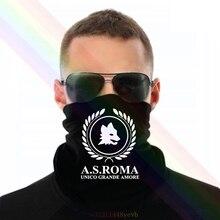 Neck-Warmer Headband Scarf-Bandana Sportiva Unisex AS Fans Camiseta Italie Associazione