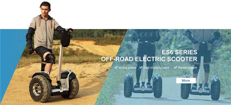 New Off Road Electric Scooter Personal Golf Carts 19 Inch Self Balancing Hoverboard 2400W Electric Golf Scooter With GPSAPP (4)
