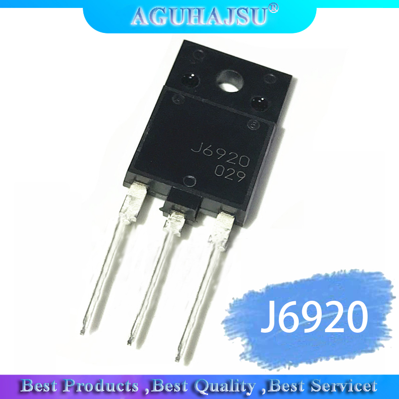5pcs J6920 TO-3PL 2SJ6920 TO-3P 2SJ6920A TO3P J6920A 20A 1700V TO-3P New Original