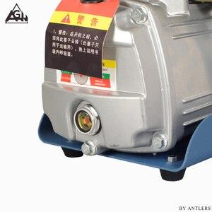Image 3 - 30Mpa 4500psi 300Bar Hoge druk Lucht PCP Geweer Paintball Duiken scuba elektrische pomp met grote filter Mini Compressor