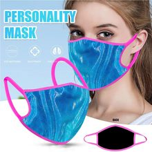 Cotton Maks Adult Face Maks Washable Proof Protect Face Maks Outdoor Youre Too Close Face Maks Reusable Mascarillas Hijab Scarf(China)