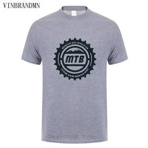 2020 футболка для горного велосипеда, Мужская экипировка велосипедиста BMX DH Rider, футболка, конечные спортивные майки MTB с логотипом, крутая фут...