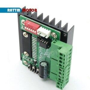 Image 5 - 4 ציר CNC נתב ערכת! 4pcs 1 ציר TB6560 נהג & ממשק לוח & 4pcs Nema23 270Oz in צעד מנוע & 350W כוח אספקת