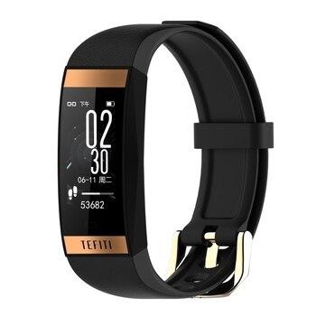 Durable Waterproof IP68 Fitness Track Bracelet Heart Rate Blood Pressure Sports Monitor Smart Watch