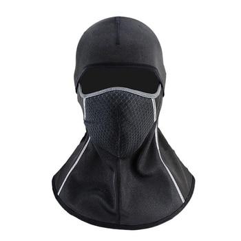 GPCROSS Outdoor Fleece Balaclava Motorcycle Face Mask Winter Ski Snowmobile Cap Bike Cycling Full Face Mask Motorbike Helmet Hat 1