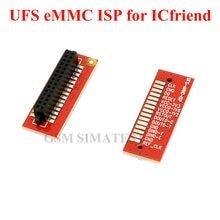 Ufs emmc isp adaptador para icfriend