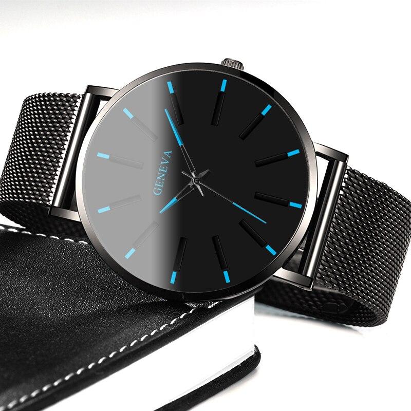 2019 Lover's Watches Men Fashion Sport Stainless Steel Watch Women Quartz Wristwatch Luxury Clock Reloj Hombre Montre Femme