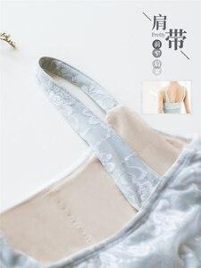 Image 4 - Đầm Ren Ôm Tập Thể Leotard Trưởng Thành Nữ Múa Cơ Thể Cơ Bản Ba Lê Huấn Luyện Leotards Với Váy Chuyên Nghiệp Tutu