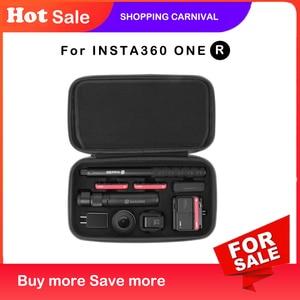Image 1 - Custodia per INSTA360 ONE R Bag bullet time borsa di stoccaggio multifunzionale custodia per accessori INSTA360 ONE R