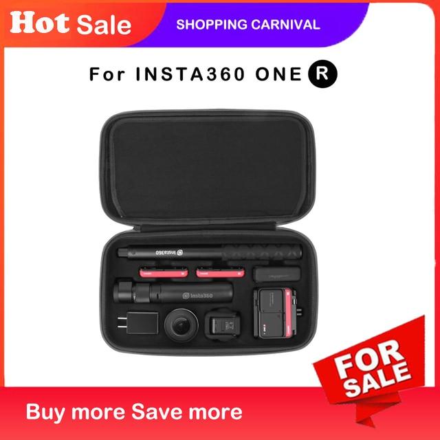 Custodia per INSTA360 ONE R Bag bullet time borsa di stoccaggio multifunzionale custodia per accessori INSTA360 ONE R