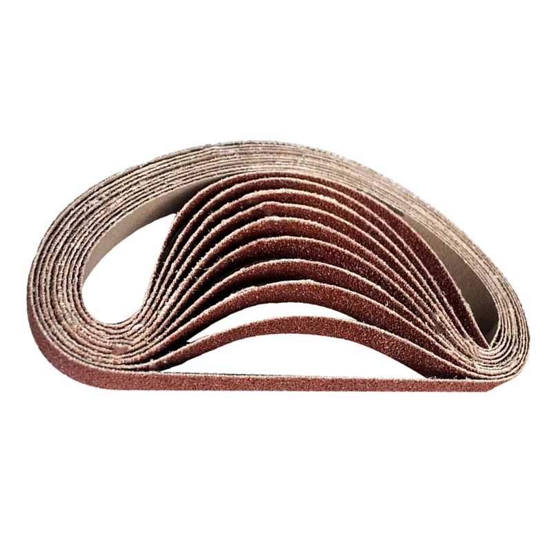 20Pcs Grinding And Polishing Replacement Sanding Belt Grit Paper For Angle Grinder Machine Abrasive Tools Accessories Tools(60#,