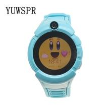 Kinder tracker Uhren GPS Tracking Anti Verloren monitor flashlighter SOS Anruf uhr Kinder armband Smart Uhr Q610S