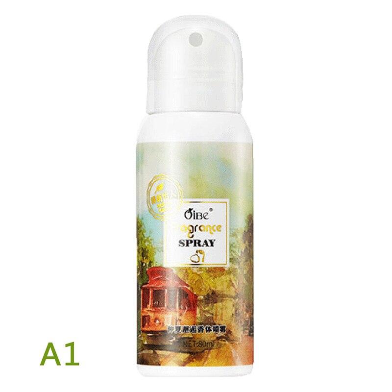 80ml Antiperspirants Spray Perfume #A1Parfum Men Perfume Feminino Sweat Prevent Sweating Remove Odor Deodorants Spray-s