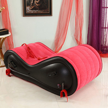 Chair Sofa-Bed Living-Room-Furniture Futon Sex Inflatable Couple Adult Soft for Lazy-Muebles