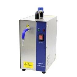 2L 1300W Edelstahl Schmuck dampf reiniger Edelstein washer Gold und silber schmuck dampf reinigung maschine goldschmied ausrüstung