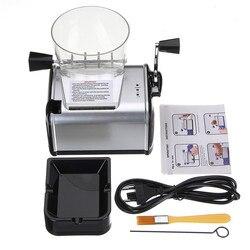 Roll Maschine für Zigarette Metall Elektrische Automatische Tabak Roller Maker Elektronische Zigarette Tablett Rohr Rauchen Zubehör