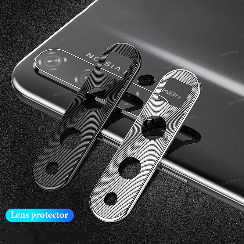 Camera Lens Protector Cover For Huawei Honor 20 Pro Ring Plating Aluminum Camera Case For Huawei Nova 4 4e Ring Protection