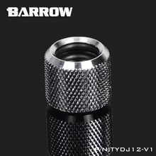 Barrow TYDJ12-V1, OD12mm Pipa Keras Butt-Joint Fittings, G1/4 Adaptor untuk OD12mm Keras Tabung(China)