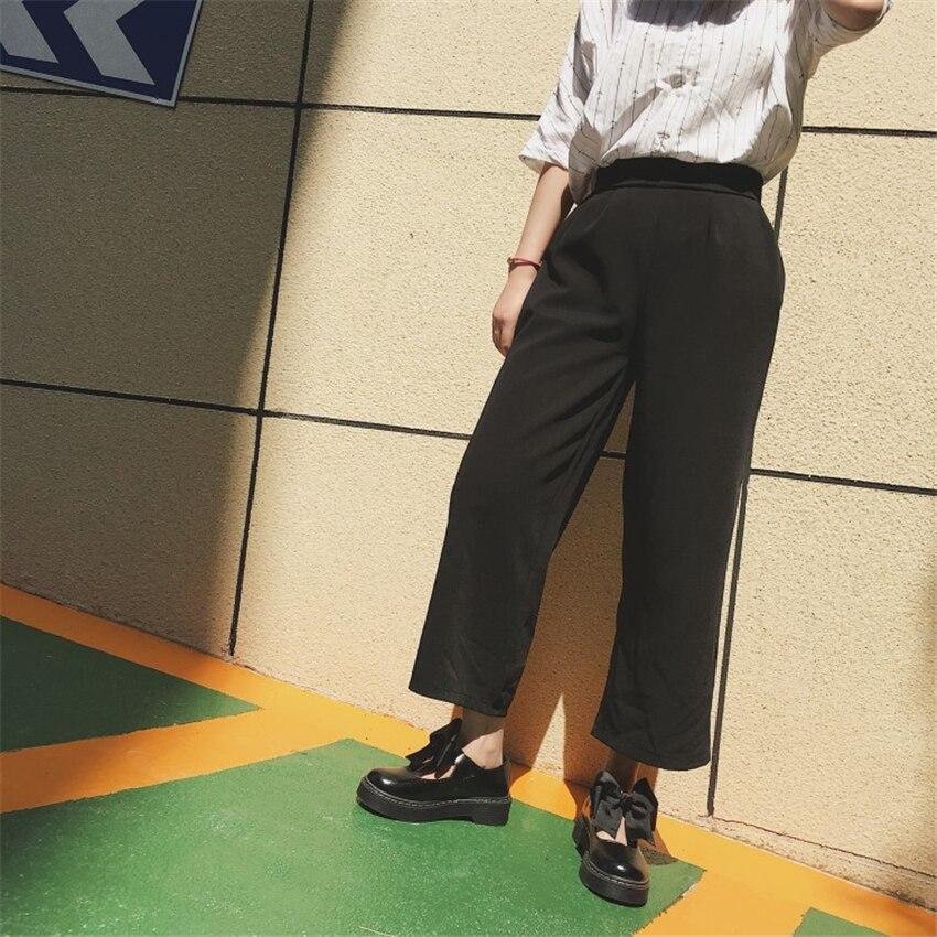 Harajuku LoveLive Japanese Anime Student Shoes 2