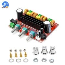 TPA3116D2 Amplifier Board Dual channel Stereo High Power Digital Audio Power Amplifier Board 2X50W+100W Speaker Sound Module
