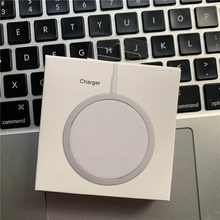 Orignal 15W Magnetic Fast Wireless Charger For iPhone 12 Pro Max Mini 11 XS Max X XR EU Plug Fast 20W Charger Huawei QI Charging