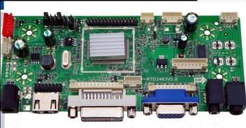 RTD2483V5.0 VGA DVI HDMI HD three kinds of interface driver board