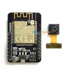 מקורי ESP32 CAM WiFi + Bluetooth מודול מצלמה מודול פיתוח לוח ESP32 עם מצלמה מודול OV2640 2MP