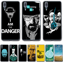 Gerleek Case for Huawei Y5 Y6 II Y7 Y9 2018 2019 Protection Cover Breaking Bad Chemistry Walter Design(China)