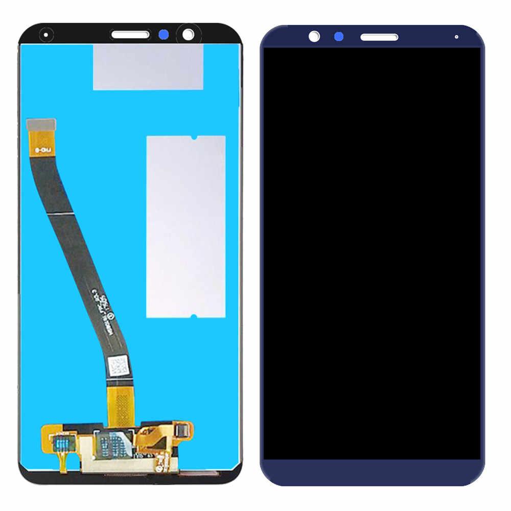 SZMUGUA HD شاشة الكريستال السائل لهواوي الشرف 7X LCD شاشة مجموعة رقمنة اللمس استبدال 5.93 BND-TL10 AL10 L21 L22 L24